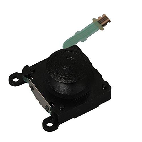 Rocker Pad (eJiasu Linke rechts 3D Rocker Analog Joystick Daumen Stick Pad Button Ersatz Ersatzteile für PSV2000 / PS Vita 2000 Controller (1pc))