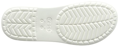 Crocs Citilane Flip Navy/Whi, Pantofole Unisex – Adulto Blu (Navy/White)