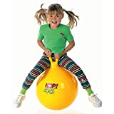 #8: Best Shop Bouncing Big Hoping Ball-Sit'n' Bounce Ball, 18 Inches
