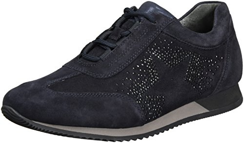 Gabor Shoes Comfort, Scarpe da Ginnastica Basse Donna Blu (pazifik 86)
