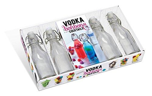 Vodka aux bonbons et autres cocktails rigolos par Sandrine Houdré-Grégoire