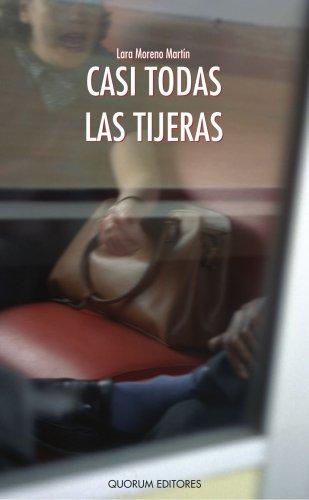 Casi Todas Las Tijeras (Marejada narrativa) por Lara Moreno Martín