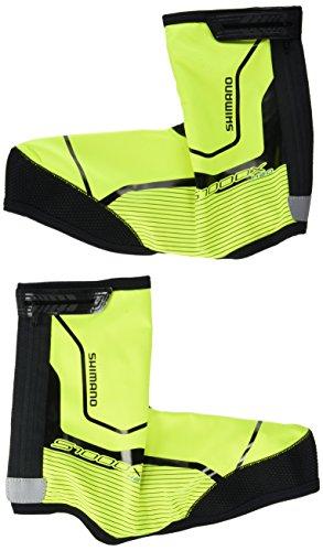 Shimano Überschuhe Trail H2O/S1000X Neon Gelb, L
