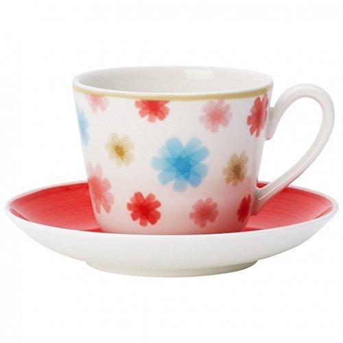 Villeroy & Boch Lina Cherry Mokka-/Espressotasse 2tlg. -