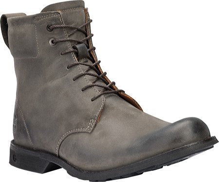 Timberland 6 In Lace Up Boot, Chaussures montantes homme Grau/Burnished Grey FG