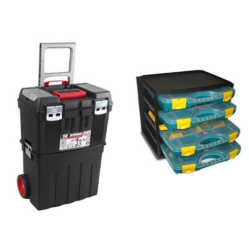 ALUMIN TAYG - Caja de herramientas + Multi-Box nº 1