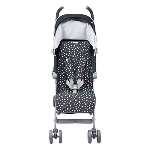 JANABEBE Mat for Easy Walker, Mountain Buggy (Winter Sky)