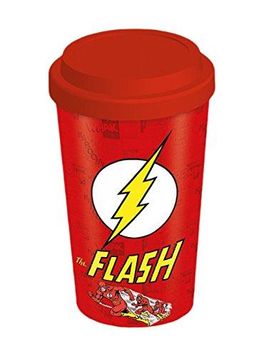 dc-comics-tazza-da-viaggio-in-ceramica-motivo-the-flash-multicolore