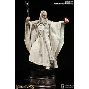 Figura Estatua El Señor de los Anillos Saruman 66 cm 2