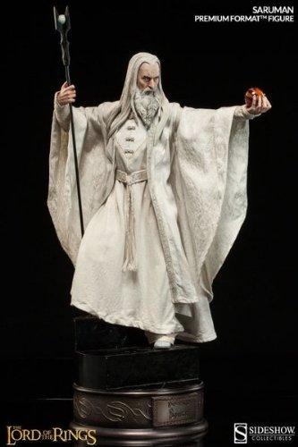 Figura Estatua El Señor de los Anillos Saruman 66 cm 1