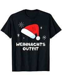 Weihnachtsoutfit Christmas Xmas Weihnachten Weihnachts T-Shirt