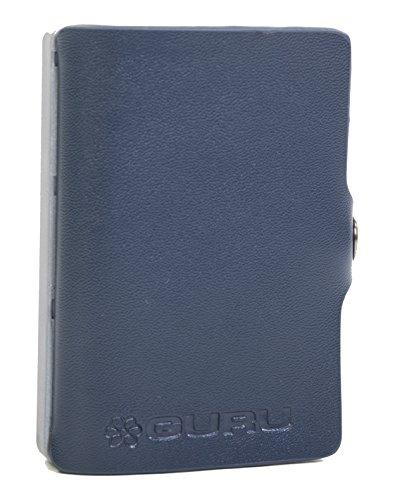 Antony morale i-clip guru porta carte di credito fermasoldi 9 cm (blu)