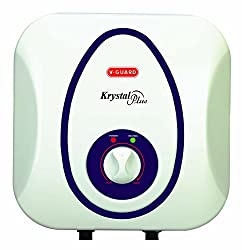 V Guard Water Heater Krystal Plus 10 Litre