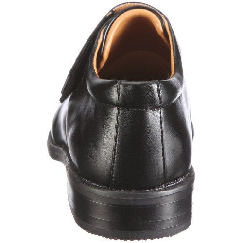 Indigo 441 159, Chaussures basses garçon Noir - V.2