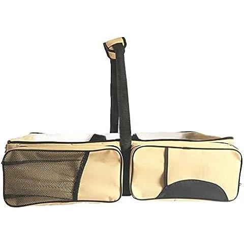 OurKosmos® 3 in 1 multifunzionale bambino portatile pieghevole Navicella Culla mummia di viaggio Tote Bag - Diaper Bag - Viaggi culla-portatile Cambiare stazione