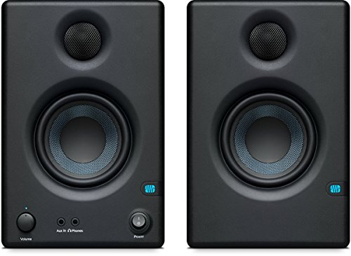 PreSonus Eris E3.5 2-Way Active Speakers / Professional Desktop Speakers (Pair)