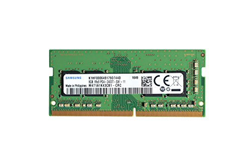 Price comparison product image Samsung 8GB DDR4 PC4-19200,  2400MHz,  260 PIN SODIMM,  CL 17,  1.2V,  ram memory module
