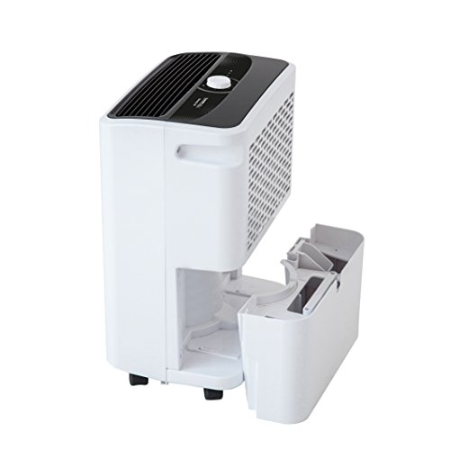 Comedes Demecto 30 Luftentfeuchter, Bautrockner - für Wohn- und Kellerräume - bis zu 33 Liter pro Tag (Raumgröße bis zu 100 m²)