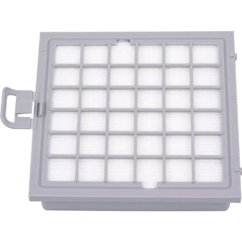 Hepa-Filter, Original 483774 m, passend für: Bosch BSG8, Siemens VS08G, 17.5 mm Lammellenhöhe auch für Aktivkohle