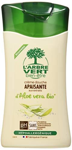 L'Arbre Vert Bien être Crème Douche Aloe Vera