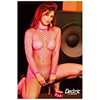 Electric Lingerie Set Dream Erotic Pink One Size