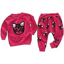 Logobeing Conjuntos Ropa 0-7 Años Case Bebé Niños Niñas Pijamas Conjuntos Traje Infantil Avión