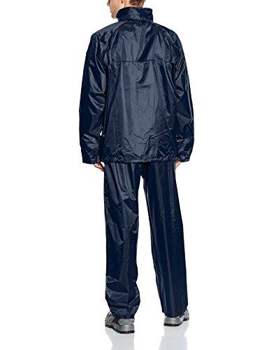 Result Herren Regenmantel Unisex Core Rain Suit, XX-Large Blau (Navy)