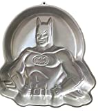 Best batman Cake Pans - Wilton Batman with Moon Cake Pan (2105-6501, 1989) Review