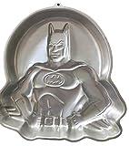 Wilton Batman 2105-6501, 1989 Retired D C Comics Moule à gâteau