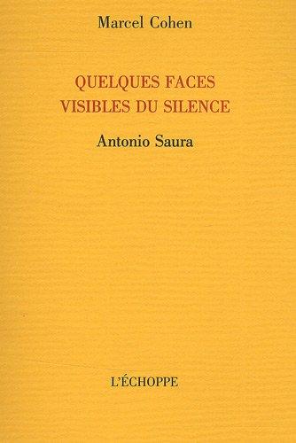 Quelques faces visibles du silence