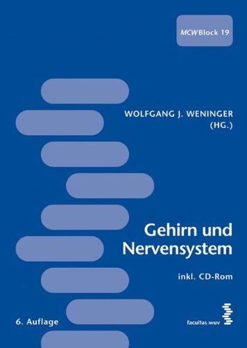 Gehirn und Nervensystem. MCW Block 19 -