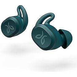 Jaybird Vista, Écouteurs Bluetooth Véritablement sans Fil pour la Course, le Fitness, la Gym - Étanchéité IPX7, Résistance à la Transpiration, Égaliseur Personnalisé Nimbus Bleue