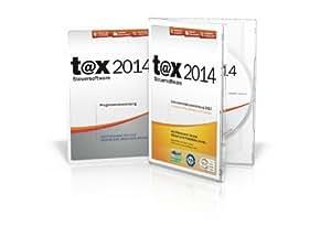 t@x 2014 (für Steuerjahr 2013 / Frustfreie Verpackung)