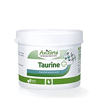 AniForte Taurine for Cats 100g: Amino Acid Pet Supplement to Help Muscle Tremors & Nerve Function AniForte Taurine for Cats 100g – Amino Acid Pet Supplement to Help Muscle Tremors & Nerve Function 41 d7OOhurL