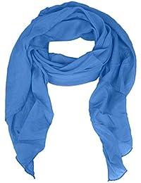 Cashmere Dreams de seda en Uni – Toalla Diseño – Bufanda de alta calidad para mujer
