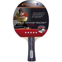 Spokey® STRIKE FL Profi Tischtennisschläger 5 Sterne ITTF Zertifikat