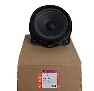 range rover l322 new genuine harman kardon haut parleur de porte avant bas xqm500420. Black Bedroom Furniture Sets. Home Design Ideas