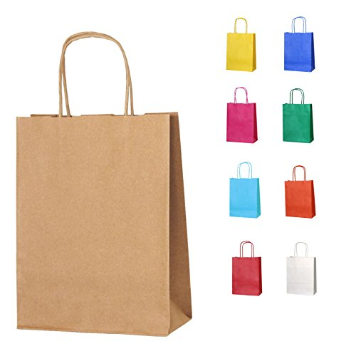 Small Brown Paper Bags Amazon Co Uk