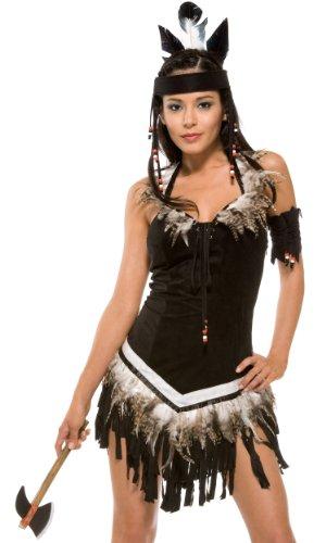 Forplay Damen Sexy Tribal Princess Fancy Dress Kostüm (Sexy Tribal Kostüm)