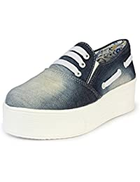 Do Bhai Van-Lace Sneakers For Women