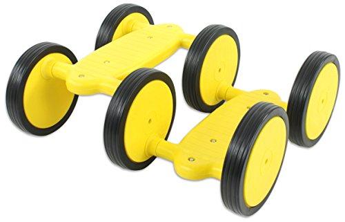 Betzold-Sport-3110-Maxi-Roller-Gleichgewichtstrainer-Koordination-6-Rollen-Kinderroller-Kinder-Kinderfahrzeug-Gleichgewicht-Geschicklichkeit Betzold Sport 3110 – Maxi-Roller mit 6 Rollen – Kinder-Roller Kinderfahrzeug Gleichgewicht Geschicklichkeit -