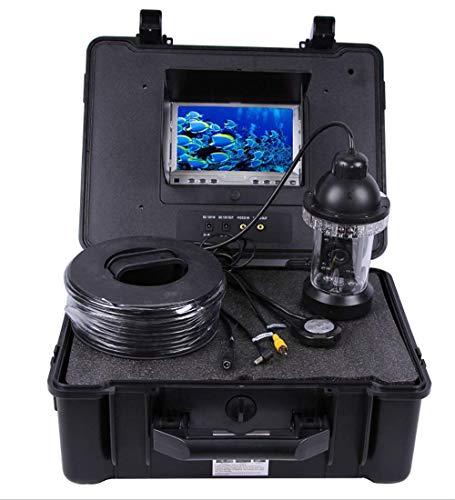 LLHH Fischkamera 20 Meter High Definition 360 Grad Allround-Unterwasserfischzucht Überwachungskamera Angelgerät Tragbaren Sonar-fishfinder
