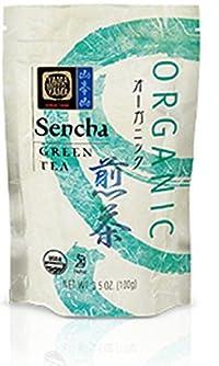 Yamamotoyama Organic Green Tea Loose Tea 3.5oz