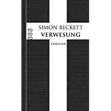 Verwesung (David Hunter, Band 4)