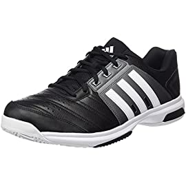 lowest price 4056e 477cd adidas Performance Barricade Approach Stripes, Scarpe da Tennis Unisex –  Adulto