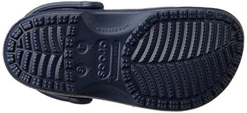 Crocs Kids Classic, Zoccoli Unisex – Bambini Blu (Navy)
