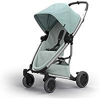 Quinny Zapp Flex Plus - Cochecito urbano, flexible y compacto, asiento reclinable bidireccional,
