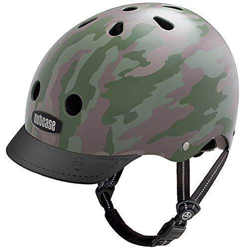Nutcase Street Helm Mehrfarbig S