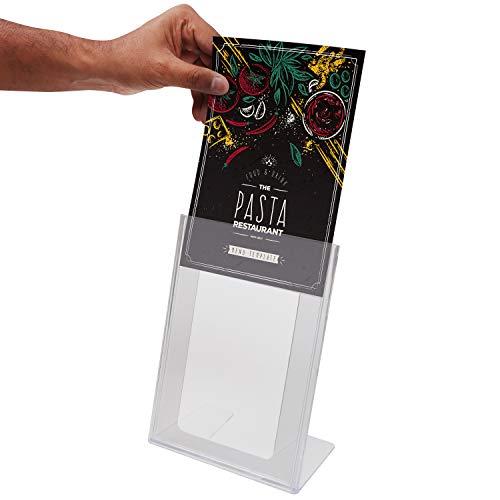 Zoom IMG-3 kurtzy porta brochure da banco