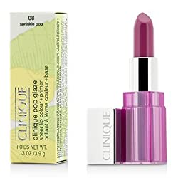Clinique Pop Glaze Sheer Lip Colour + Primer -  08 Sprinkle Pop 3. 9g/0. 13oz